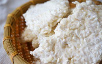 内からも外からもケア。米麹を使った日常美容法