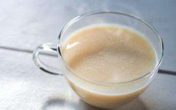飲む美容液「甘酒」体の中から美肌づくり