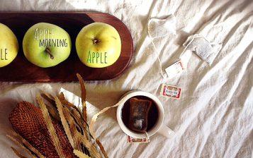 りんごの8割は水分ってほんと!?